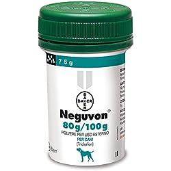 Bayer Pestizids X Hunde neguvon GR. 75Stück 1Stk.