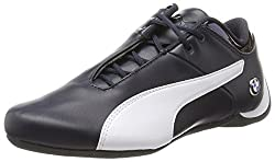 PUMA Unisex-Erwachsene BMW MS Future Cat Sneaker, Blau (Team Blue- White), 40.5 EU