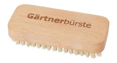 Redecker Grtnerbrste 621060 'Gardener's Brush' Hard Nail Brush by Redecker