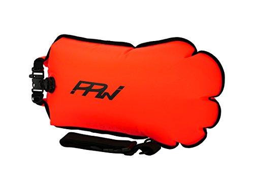 PPWear Schwimmboje ideal für Triathlon, Standup Paddling oder Schwimmer: Die Schwimm Boje sorgt für wasserdichtes aufbewahren von Wertsachen und erhöht die Sichtbarkeit