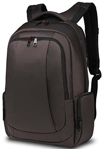 fubevod-business-backpack-for-156-laptop-mens-rucksack-with-anti-theft-zip-coffee