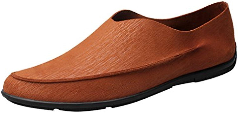 CFP - Sandalias con cuña hombre, color marrón, talla 41
