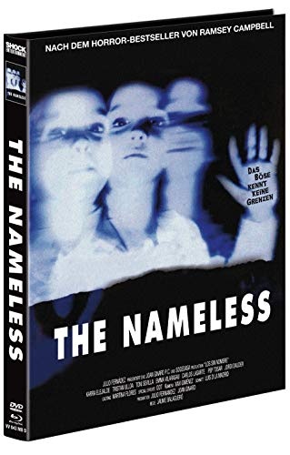 The Nameless - 2 Disc Mediabook - Cover D - Limitiert auf 111 Stück (+ DVD) [Blu-ray]