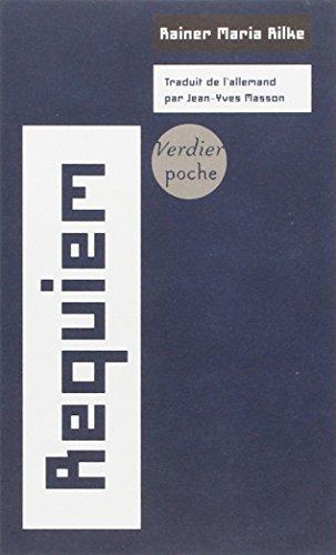 Requiem : Edition bilingue français-allemand