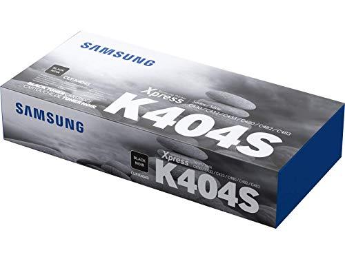 Samsung CLT-K404S - Cartucho de tóner