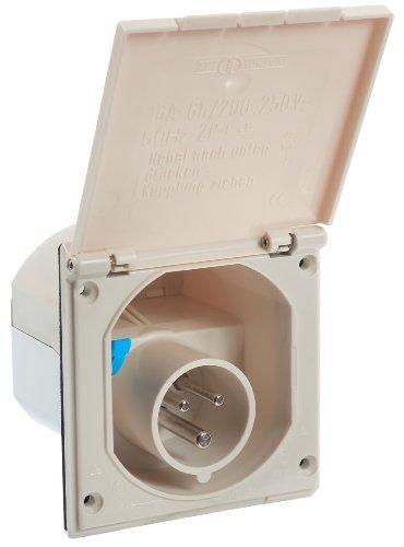 Preisvergleich Produktbild as - Schwabe 60484 Caravan-Einspeisungsstecker 230V / 16A / 3polig