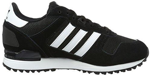 adidas Jungen Zx 700 Turnschuhe Schwarz (Negbas / Ftwbla / Negbas)