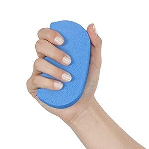 Sport-Tec Therapiegriff aus Schaumstoff Fingertrainer Handtrainer Unterarmtrainer Therapie