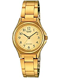 dee45eaf966d Casio LTP-1130N-9B - Reloj analógico de Cuarzo para Mujer