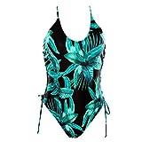 XuxMim Damen Bikini Badeanzug Pushups gefüllt BH Bademode Beachwear
