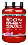 Scitec Nutrition 100% Whey Protein Professional 920g Fragola