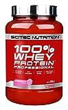 Scitec Nutrition PROTÉINE 100% Whey Protein Professional, fraise, 920 g