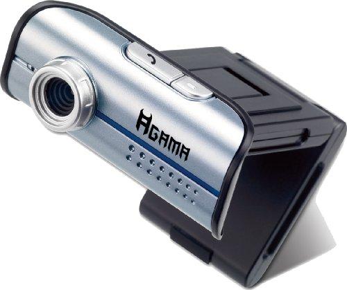 Agama V-1300 Webcam 1,3 m Pixel, Haute définition, 720p, USB