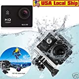 SLB Works Brand New Original Full HD 1080P WIFI SJ4000 Action Sports Camera Camcorder Waterproof USA