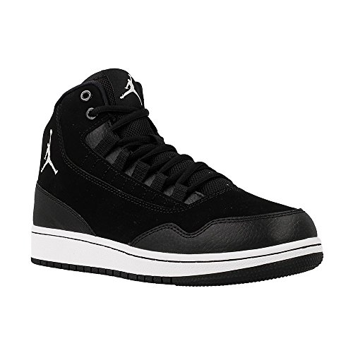 Nike Jungen Jordan Executive Bg Basketballschuhe Schwarz / Weiß