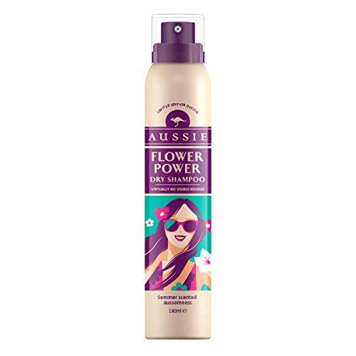 Aussie Flower Power Dry Shampoo 180ml