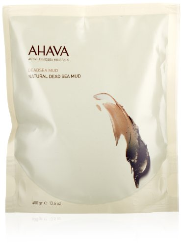 AHAVA Deadsea Mud fango naturale Mar morto corpo 400 g