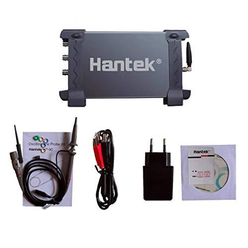 Zerama Hantek IDS1070A WiFi USB 70MHz 2 Kanäle 250MSa / s Samplerate Oszilloskop Tester PC-Laptop-Tablette
