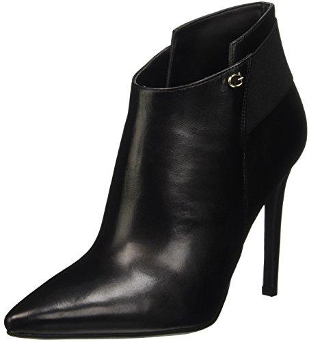 Guess FLOLI4LEA09, Scarpe alla caviglia con tacco a spillo Donna, Nero, 39 EU