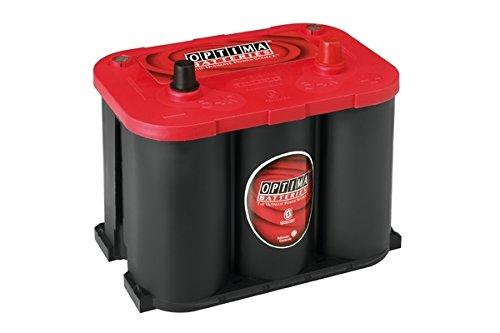 Optima Red Top RT R - 4.2 AGM Starterbatterie 12V 50Ah