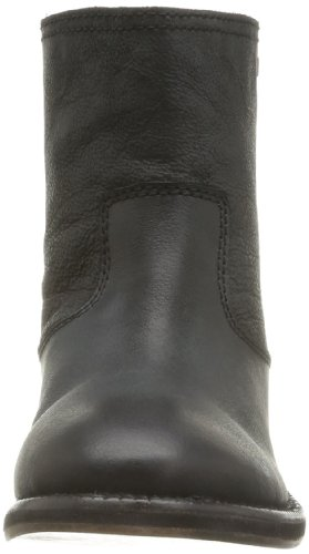 Les Tropeziennes par M. Belarbi Lauria, Boots femme Noir (Noir Lisse)