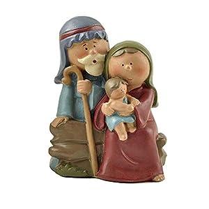 KEYDI Nativity Set Figuras De