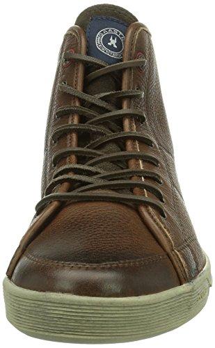 Gaastra Hoodend Dlx, Baskets hautes homme Marron - Braun (Dk. Brown/280)