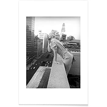 JUNIQE® Affiche 20x30cm Acteurs et actrices Noir & blanc