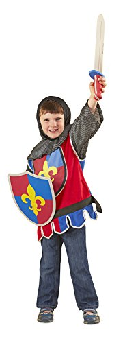 Melissa Ritter Doug Und Kostüm - Knight Role Play Costume Set: Knight Role Play Costume Set