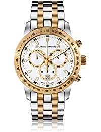 Chrono Diamond Reloj con movimiento cuarzo suizo 12100E Man 43.0 mm