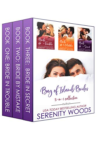 Serenity Bay (Bay of Islands Brides: 3-in-1 Collection (English Edition))