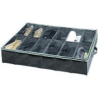 Compactor Home RAN4481 Housse Dessous de Lit pour Rangement Chaussures