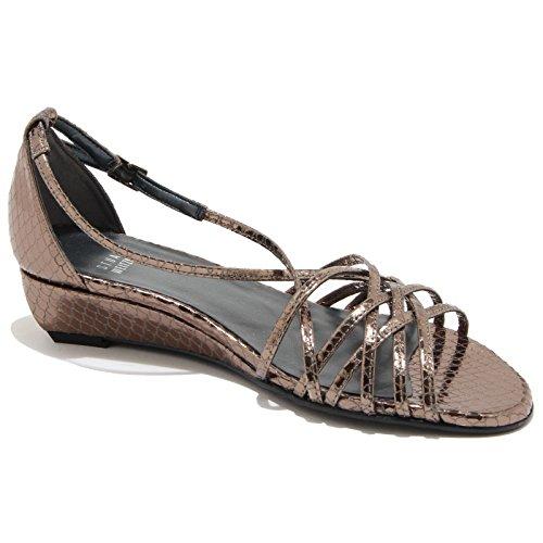 86123 sandalo STUART WEITZMAN AWAYWEGO scarpa donna shoes women Bronzo