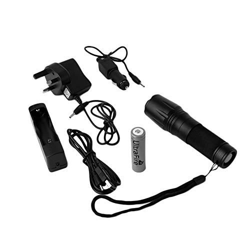 Eduton 5000lm Genuine Shadowhawk X800 Zoom militare torcia Tactical Flashlight LED