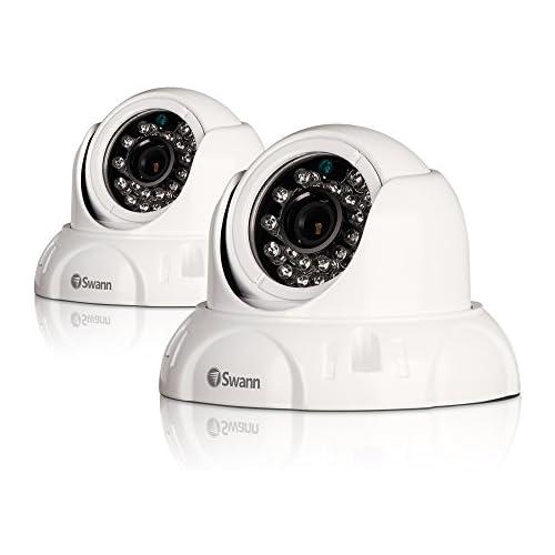 2-Pk Swann PRO-736 CCTV Camera