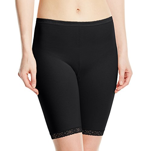 The Sloggi Long is a simple brief with a longer leg that that reaches to the mid-thigh. Theyre made from the same soft cotton/Lycra blend as the rest of the Sloggi Basic range, so they fit perfectly and are extremely comfortable.Theres no chance of a...