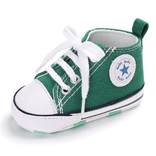 Auxma Zapatos Para Bebé La Zapatilla de Deporte...