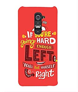 For LG G2 -Livingfill- If you are going hard Printed Designer Slim Light Weight Cover Case For LG G2 (A Beautiful One of the Best Design with a Classic Theme & A Stylish, Trendy and Premium Appeal/Quality) (Red & Green & Black & Yellow & Other)