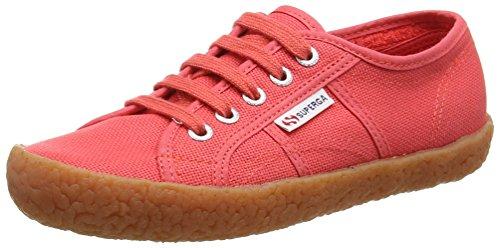 Superga 2750 Naked Cotu, Sneakers basses femme Rose - Pink (Paradise Pink)