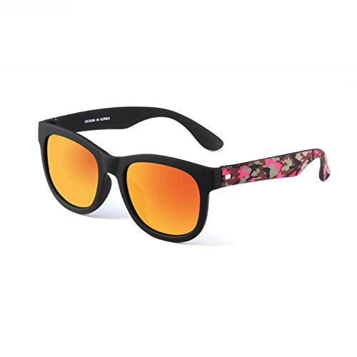 Tropical Style Unisex Anti Glare Anti-UV polarisierte Licht Sonnenbrillen
