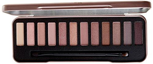 W7 Colour Me Nude Eye Colour Palette 15.6 g - 12-Piece