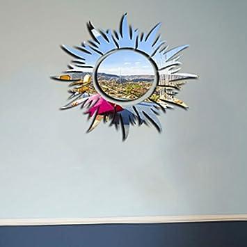 Spiegel Treppen die sonne spiegel solar hochzeit dekoration spiegel treppe dekoriert