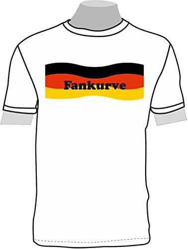 Fankurve; T-Shirt