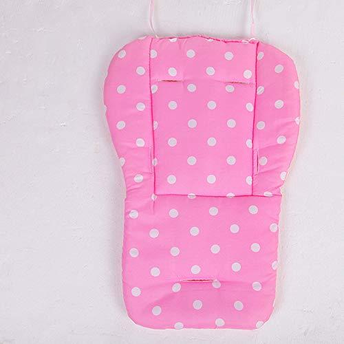 FIFY Hersteller Großhandel Kinderwagen Kissen Kind Kinderwagen Kissen Baumwolle Pad Esszimmer Stuhl Pad Wasserdichte Pad Multi-Color-Auswahl, B -