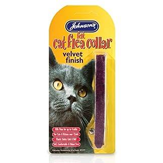 JVP Cat Flea Collar Felt Mixed Colours 13
