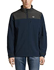 Ultrasport Advanced Men's Softshell Jacket Tino with teddy fleece