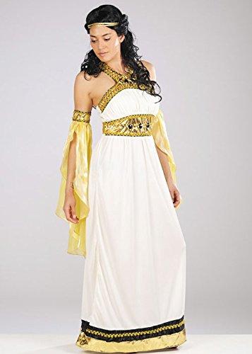 Womens göttliche griechische Göttin Kostüm Medium (UK 10-12)