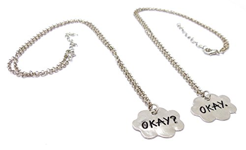 BSF Bijoux Series Films Collares Okay - Bajo La Misma Estrella - The Fault In Our Stars