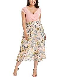 Vestidos de Mujer, ASHOP Vestido Verano 2018 Manga Corta Casual Ajustados T-Shirt Vestido Coctel Fiesta Largo…