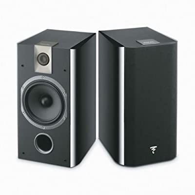 "Focal Chorus 706 Black loudspeaker - loudspeakers (Speaker set unit, 2-way, Tabletop/bookshelf, 2.54 cm (1""), 16.5 cm (6.5""), 2.5 cm) in offerta - Polaris Audio Hi Fi"